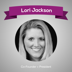 Co-Founder - Lori Jackson