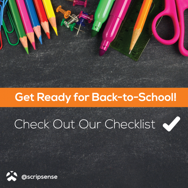 Fundraise Back to School Checklist School Fundraising