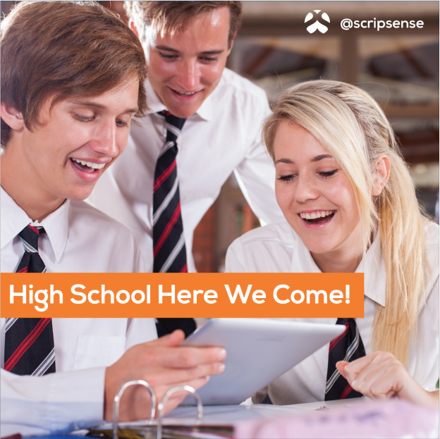 High School Fundraising is Easy with Scripsense